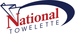 National Towelette Logo